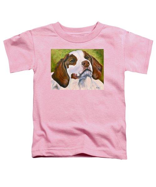 Spaniel Soul Toddler T-Shirt