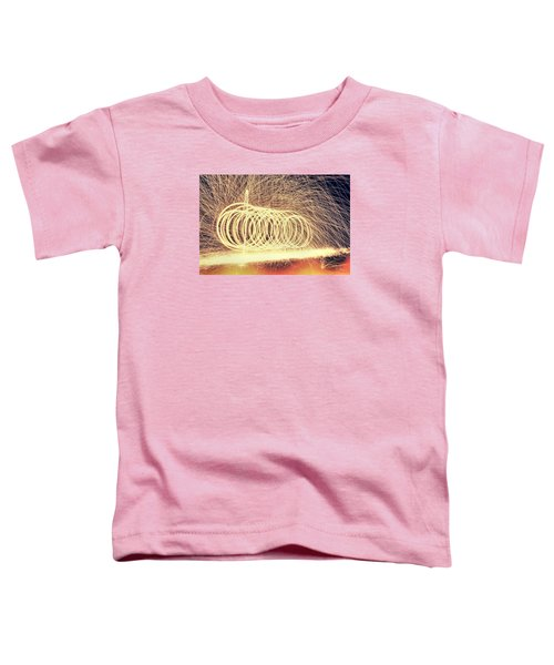 Sparks Toddler T-Shirt by Dan Sproul