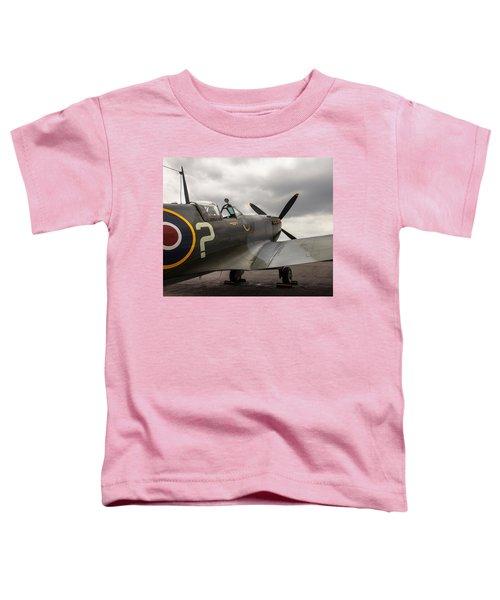 Spitfire On Display Toddler T-Shirt