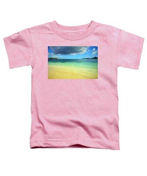 St. Maarten Tropical Paradise Toddler T-Shirt