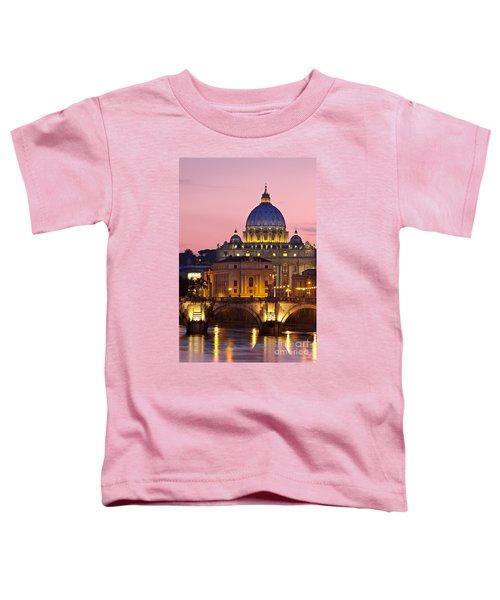 St Peters Basilica Toddler T-Shirt