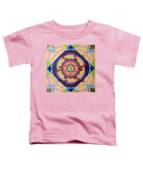 Star Mandala Toddler T-Shirt