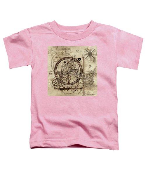 Steampunk Dream Series IIi Toddler T-Shirt