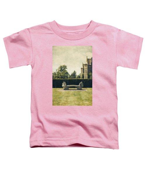 Stone Bench Toddler T-Shirt