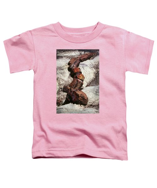 Stone Trees - 337 Toddler T-Shirt