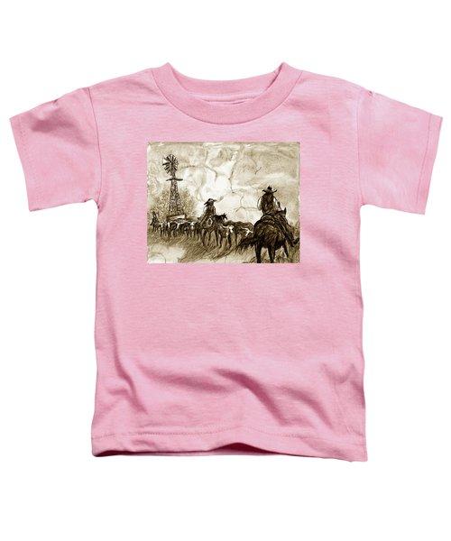Strange Sky Toddler T-Shirt