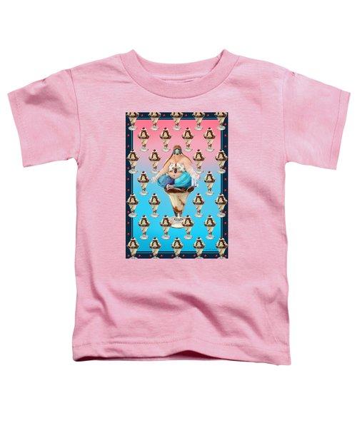 Sundae Girl Toddler T-Shirt