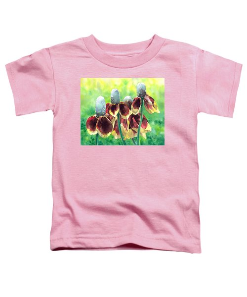 Sunny Hats Toddler T-Shirt