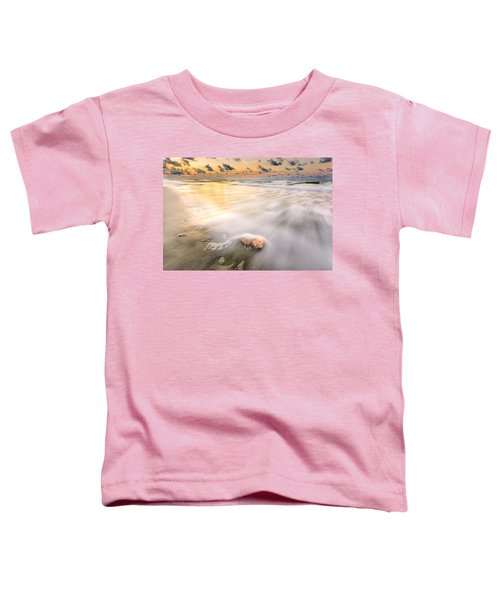Sunrise On Hilton Head Island Toddler T-Shirt