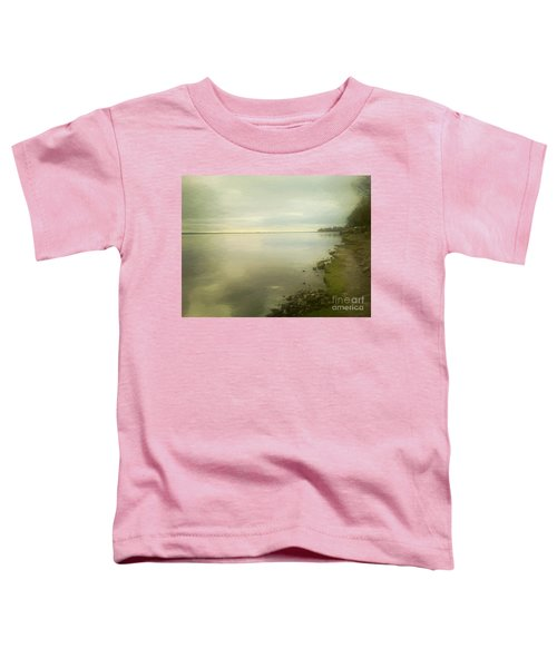 Sunset Before The Storm Toddler T-Shirt
