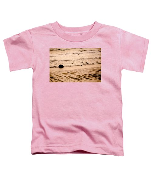 Sunset Palette Wreck Beach Toddler T-Shirt