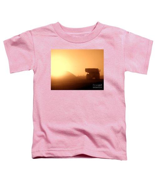 Sunset Truck Toddler T-Shirt