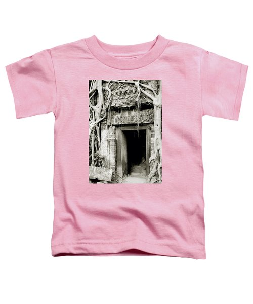 Ta Prohm Doorway Toddler T-Shirt