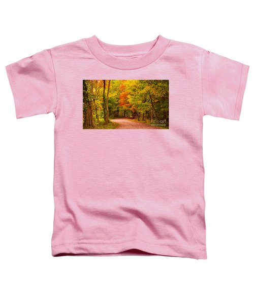 Take Me To The Forest Toddler T-Shirt