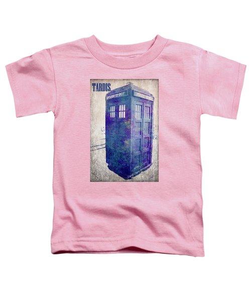 Tardis Toddler T-Shirt