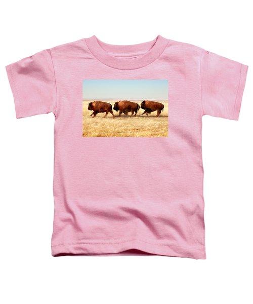 Tatanka Toddler T-Shirt