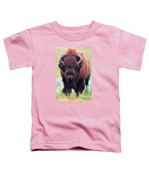 Da105 Tatonka By Daniel Adams Toddler T-Shirt