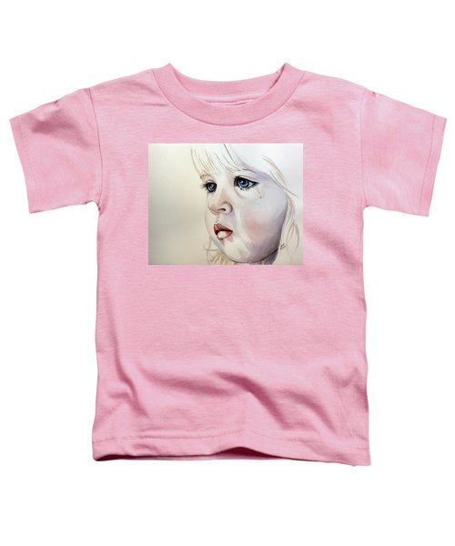 Tear Stains Toddler T-Shirt