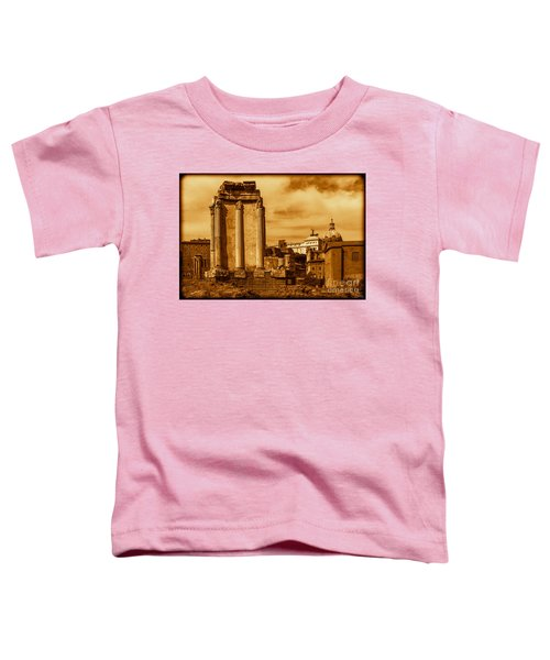 Temple Of Vesta Toddler T-Shirt
