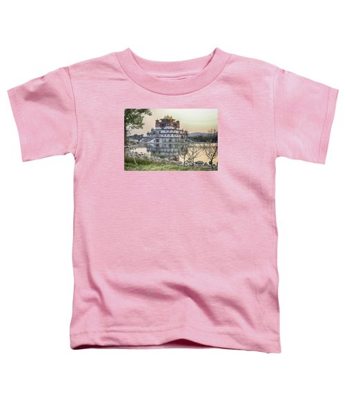 Temple Wuxi China Color Toddler T-Shirt