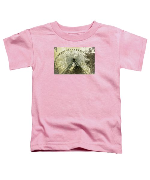 Texas Star Old Fashioned Fun Toddler T-Shirt