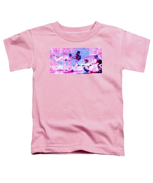 The All American Pastime 20140501 Long V2 Toddler T-Shirt
