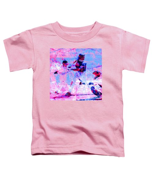 The All American Pastime 20140501 Square V2 Toddler T-Shirt