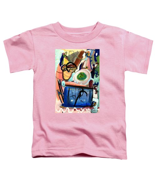 The Aquarium Toddler T-Shirt