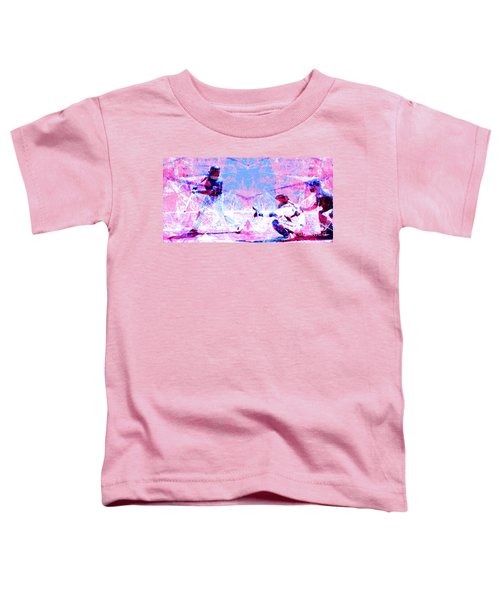 The Boys Of Summer 5d28228 Cool Lbb Long  Toddler T-Shirt