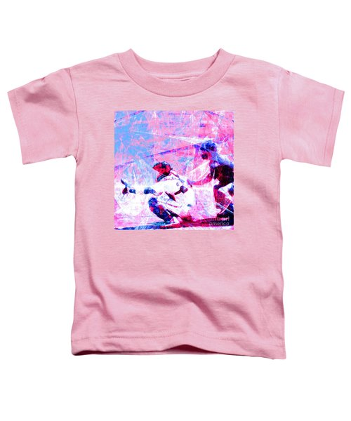 The Boys Of Summer 5d28228 The Catcher Square V3 Toddler T-Shirt