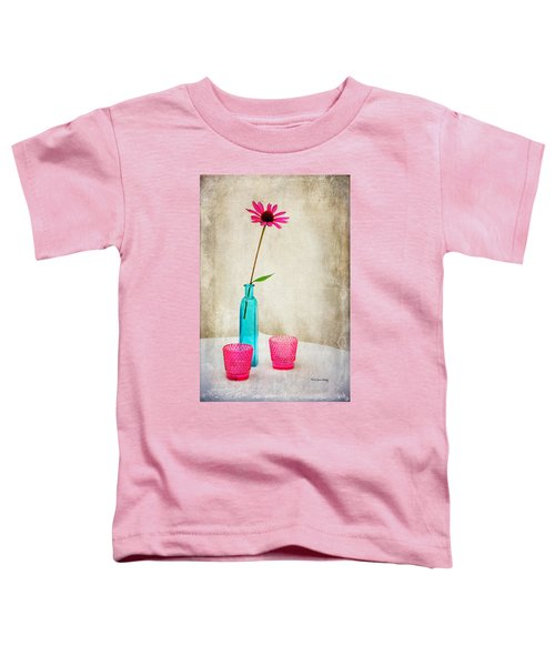 The Coneflower Toddler T-Shirt