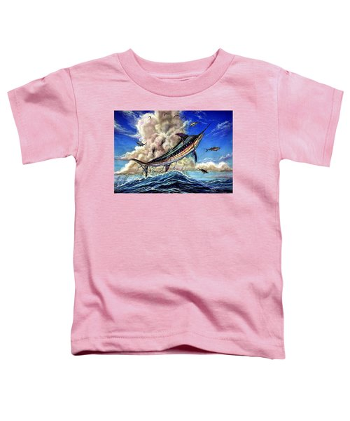 The Grand Challenge  Marlin Toddler T-Shirt