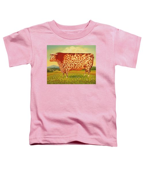The Great Bull Toddler T-Shirt