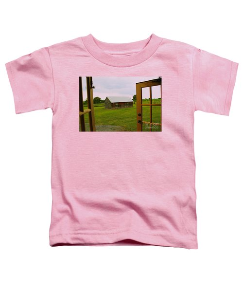 The Grounds Toddler T-Shirt