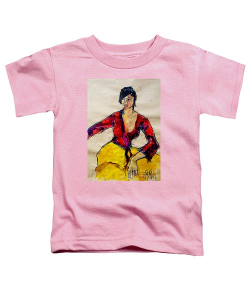 The Gypsy - Pia #2 - Figure Series Toddler T-Shirt