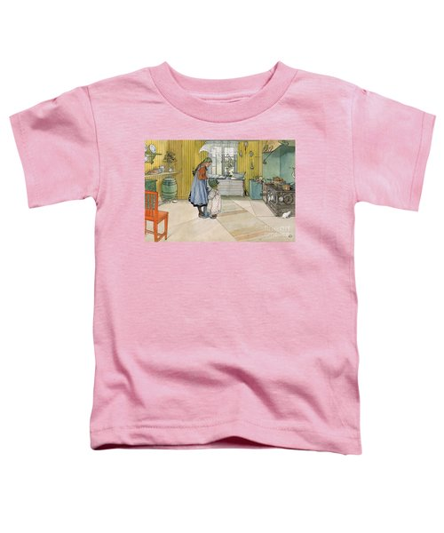 The Kitchen From A Home Series Toddler T-Shirt