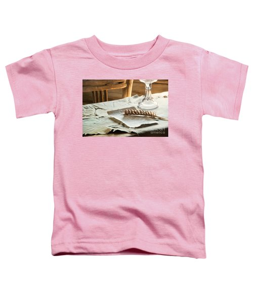 The Letter Toddler T-Shirt