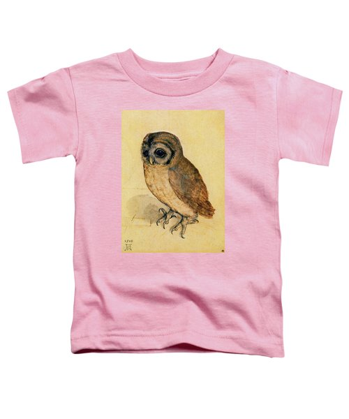 The Little Owl Toddler T-Shirt