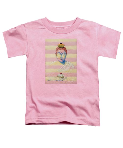 The Manifestation Of Cupcakes Toddler T-Shirt