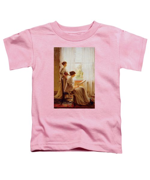 The Music Lesson, C.1890 Toddler T-Shirt