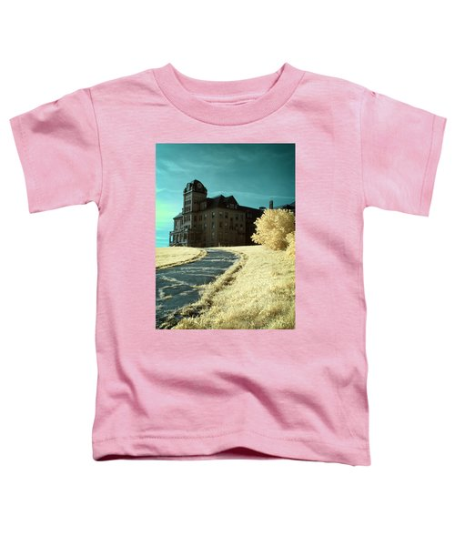 The Old Odd Fellows Home Color Toddler T-Shirt
