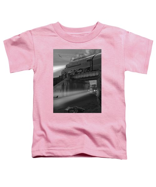 The Overpass Toddler T-Shirt
