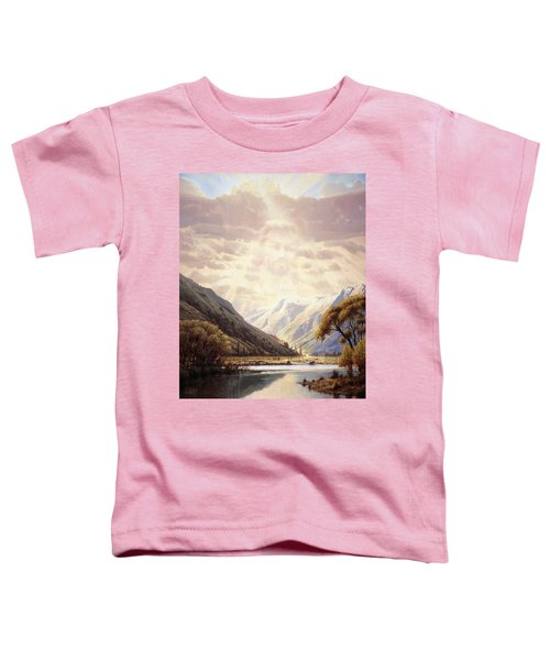 The Path Of Life Toddler T-Shirt