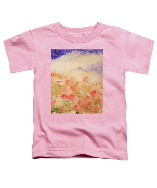 The Rose Bush Toddler T-Shirt
