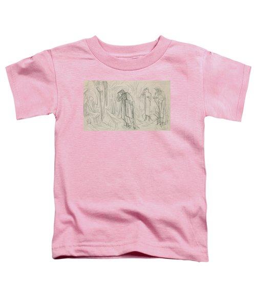 The Star Of Bethlehem Toddler T-Shirt
