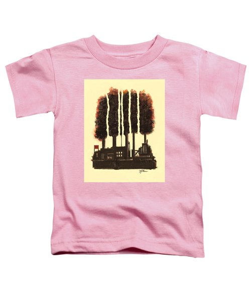 The Tree Factory  Number 1 Toddler T-Shirt