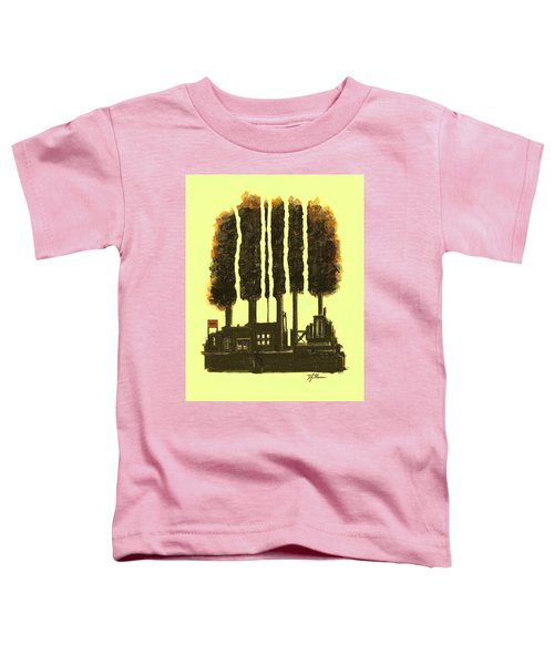 The Tree Factory  Number 2 Toddler T-Shirt