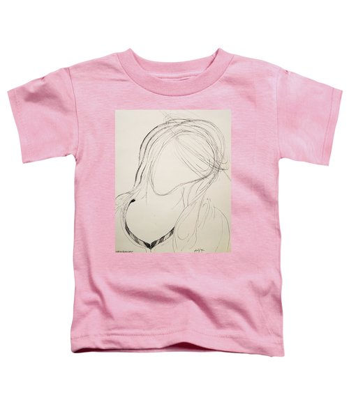 The Virgin Mary 4 Toddler T-Shirt