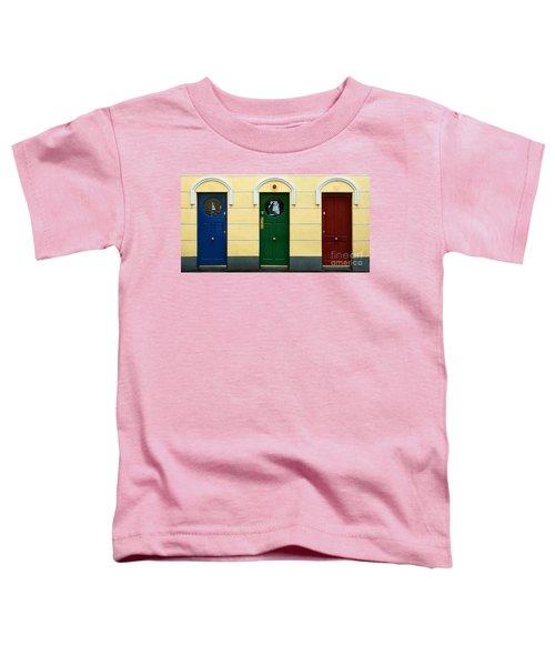 Three Doors Toddler T-Shirt