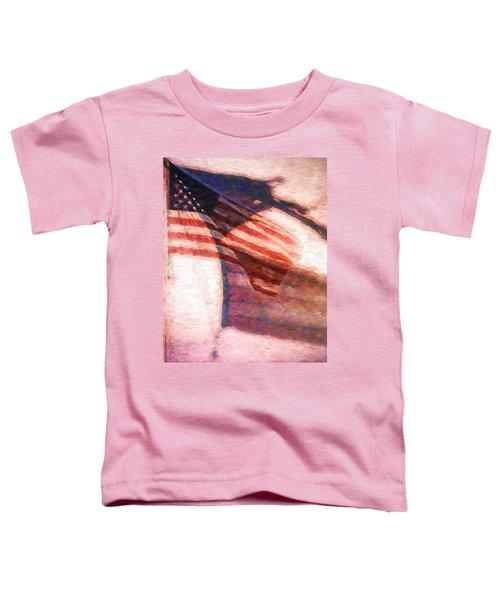 Through War And Peace Toddler T-Shirt by Bob Orsillo